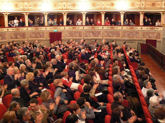 Teatro dell'Aquila: platea