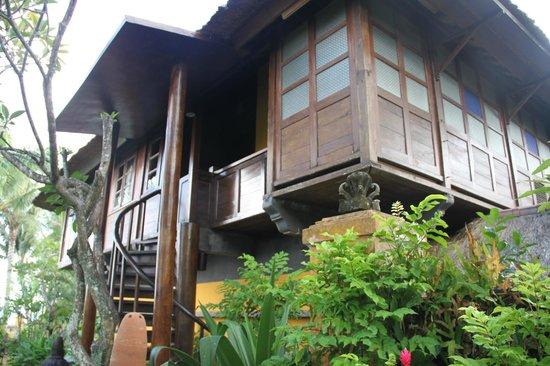 Hotel Tugu Bali: notre chambre