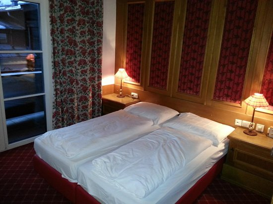 Hotel Lukashansl : Room, with double bed