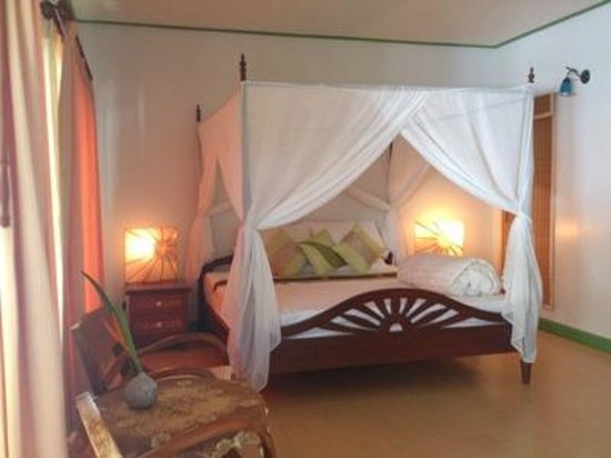 Arayaburi Boutique Resort: Bed