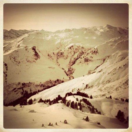 Hotel Lamark: Skigebiet Hochfügen