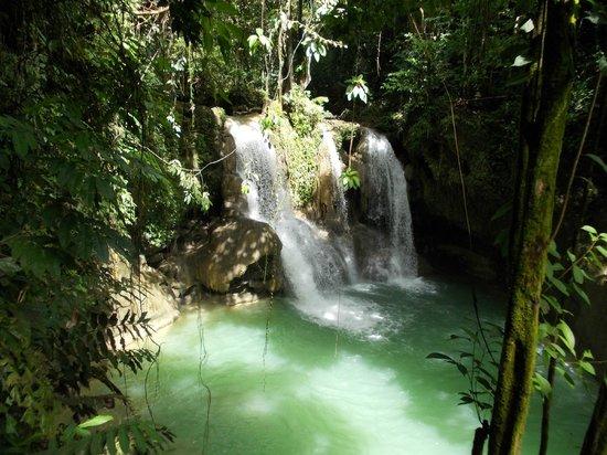 Mag-aso Falls : Mag Aso Falls