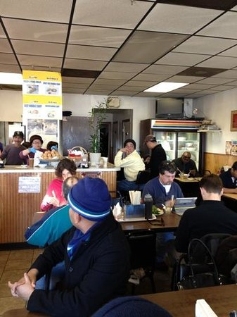 Pho 501: Dining family style