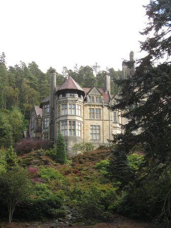 Cragside House and Gardens: Cragside House