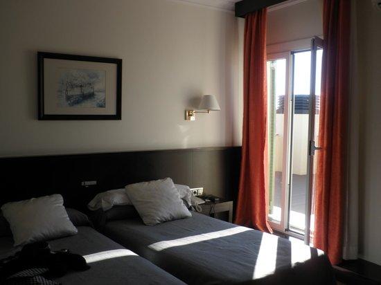 Hotel Gaudi: chambre 615