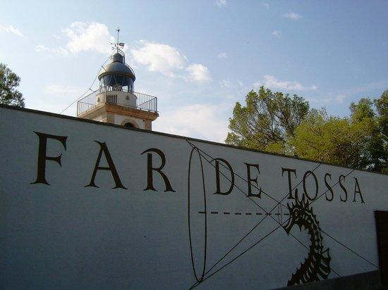 Museo del Far de Tossa: Музей