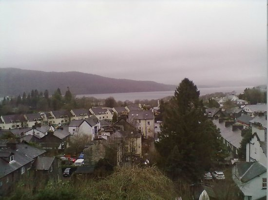Windermere Hydro Hotel: Fantastic view