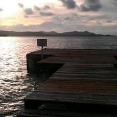 The Buccaneer St Croix: LIL DOCK AT BEACH