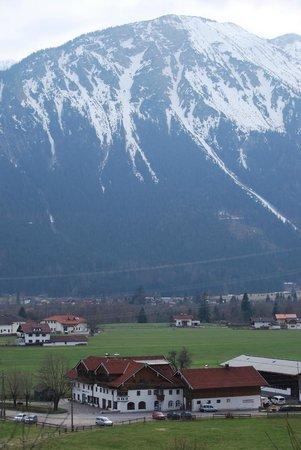 Gutshof zum Schluxen : view of unterpinswag hotel zum schluxen