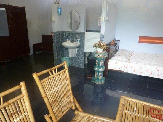 Les Arroyos de My-Tho: notre chambre