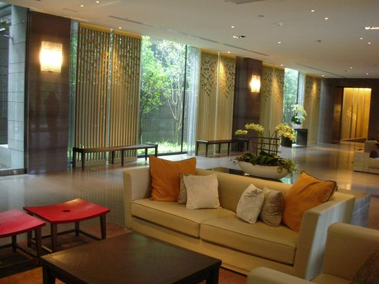 Grand View Resort Beitou: lobby