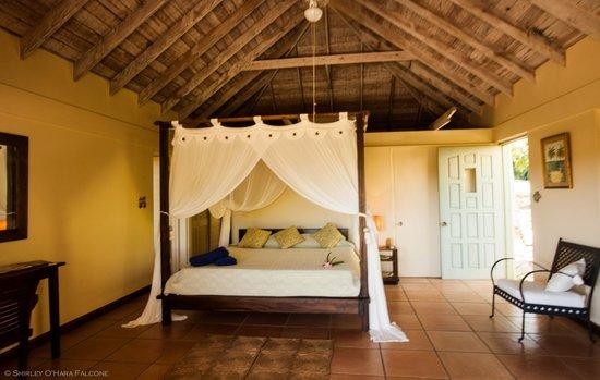 Harmony Hall Antigua: rooms