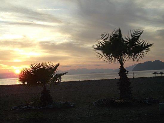 Iztuzu Beach: iztuzu ,28 ekim 2012