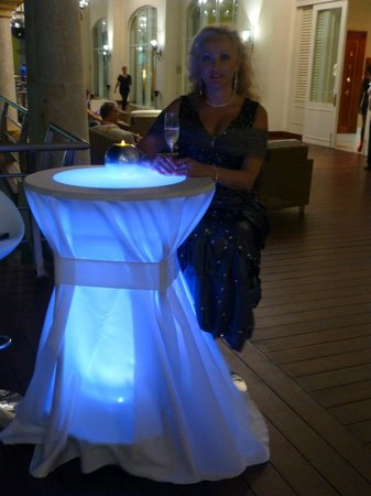 Iberostar Grand Hotel Bavaro: new year eve