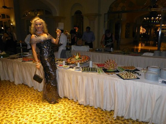 Iberostar Grand Hotel Bavaro: new year eve