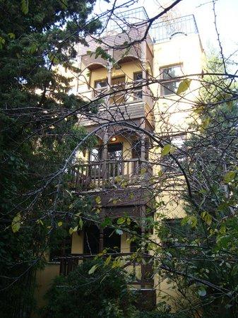 Hotel Empress Zoe: Garden Suites
