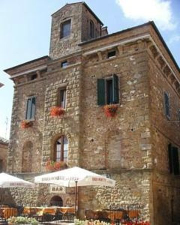 Locanda di CasalMustia: struttura del 1200