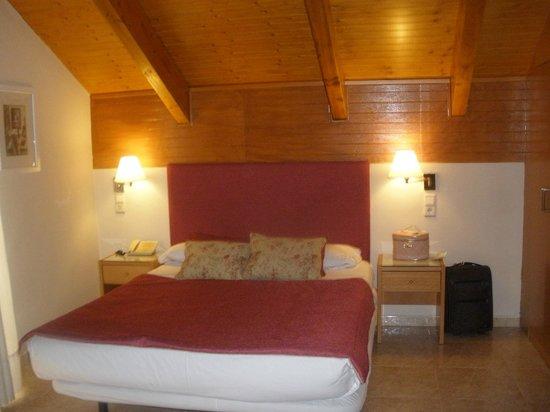 Hotel Real: habitacion