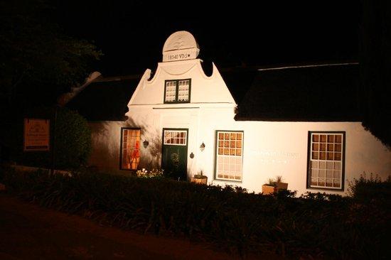 Rothman Manor: Haupthaus