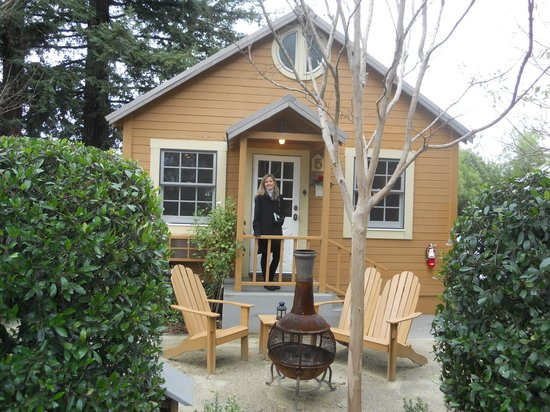 The Cottages of Napa Valley: Our cottage