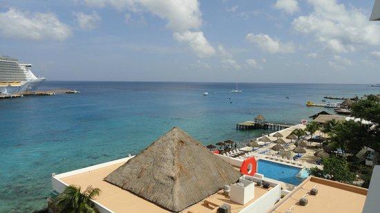 El Cid La Ceiba Beach Hotel: Room view