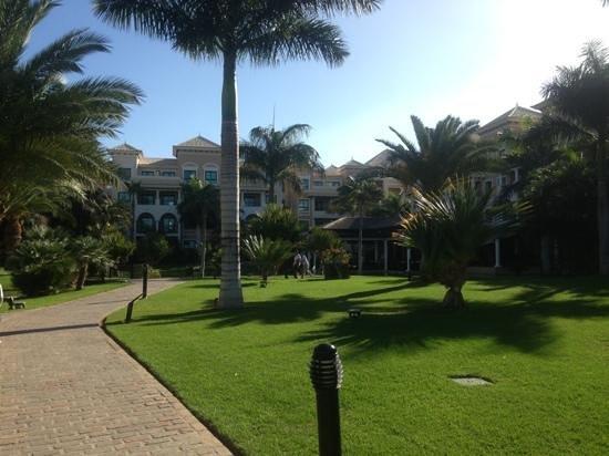 Gran Melia Palacio de Isora Resort & Spa: en av parkerna
