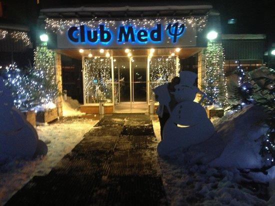 Club Med Tignes Val Claret : Club med