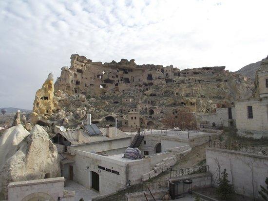 Canela Cave Hotel: otelden manastır