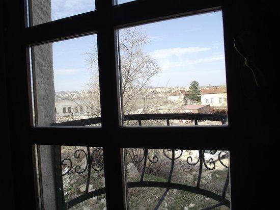 Canela Cave Hotel: oda,pencere