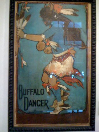 La Fonda on the Plaza: artwork