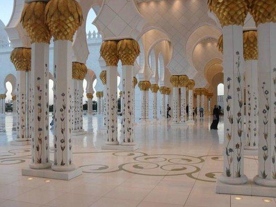 Traders Hotel, Qaryat Al Beri, Abu Dhabi: Sheikh Zayed Grand mosque