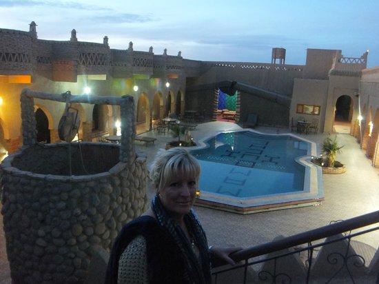 Riad Mamouche: Hotel