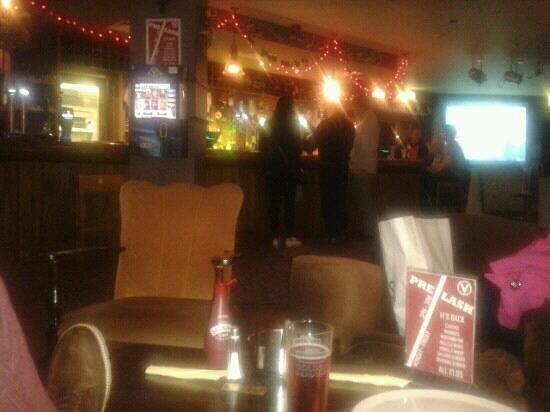 Vulcan Lounge: bar