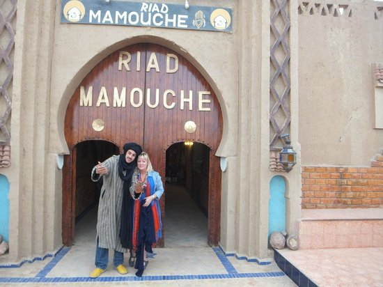 Riad Mamouche: Welkom