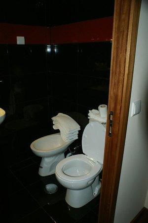 Paulista Pensao Residencial : toilet