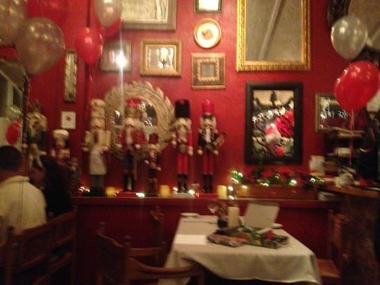 Baci Bistro: New Year's Eve