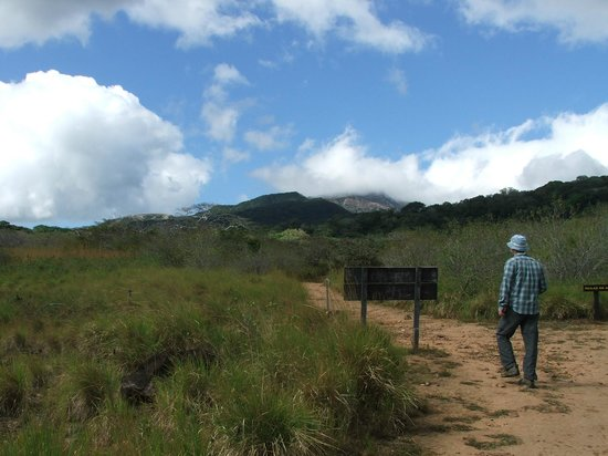 Rinconcito Lodge: Horesback/hiking tour