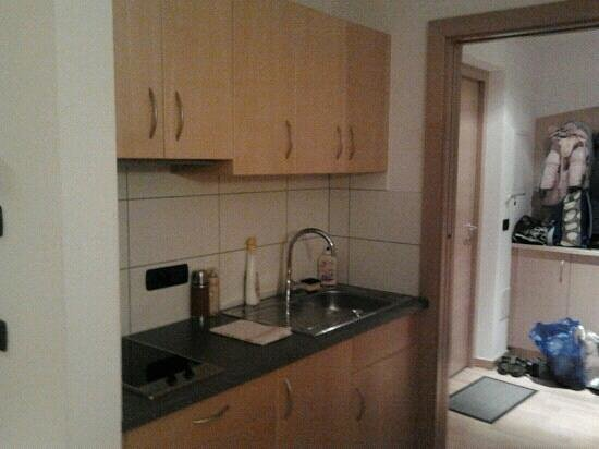 Residence Floeckinger: cucina