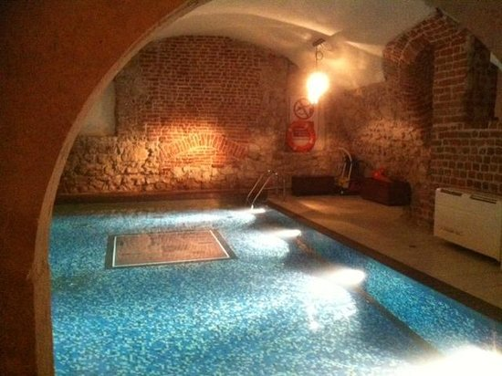 Hotel Stary Swimming Pool In The Spa Centre