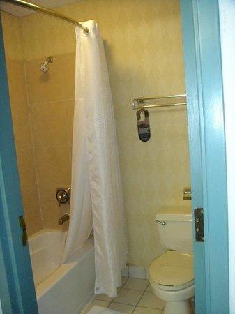 Comfort Inn Muskogee: Bath