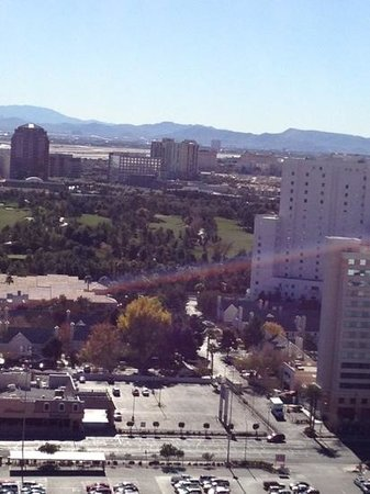 SpringHill Suites Las Vegas Convention Center: view from roof