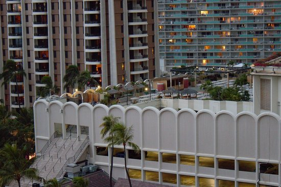 Waikiki Starlight Luau: View of the Luau Area