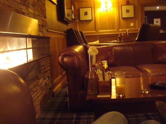 The Inn on Loch Lomond: Dining