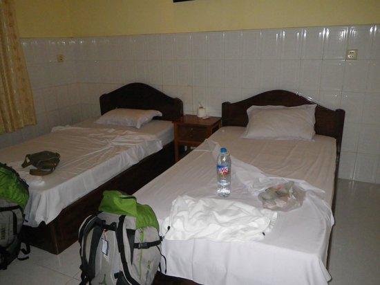 Kha Vi Guest House: les lits