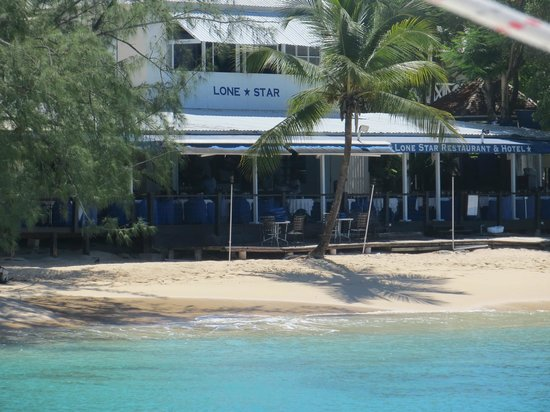 Lone Star Restaurant - Barbados, Oct. 2012 - Picture of ...