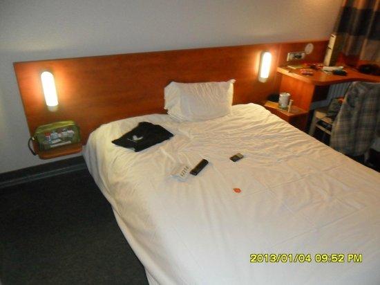 B&B Hotel Nantes La Beaujoire : On dors bien