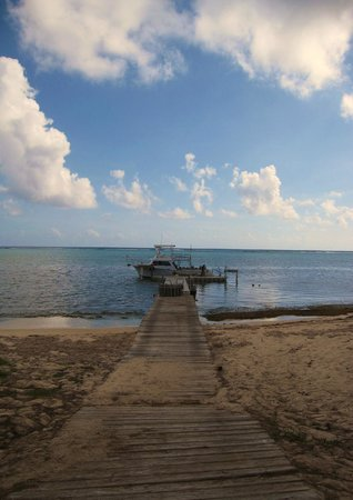 Pirates Point Resort: Boat dock