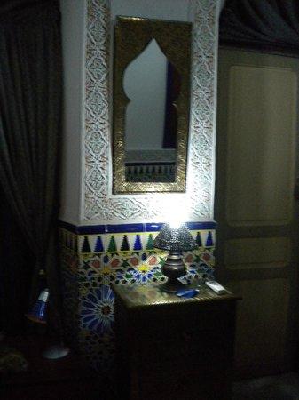 Maison Arabo Andalouse: particolare camesa