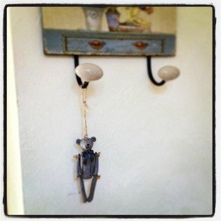 Chambres Bisou : Finemente decorato