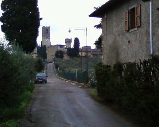 Abbazia di San Michele Arcangelo a Passignano: Passignano1
